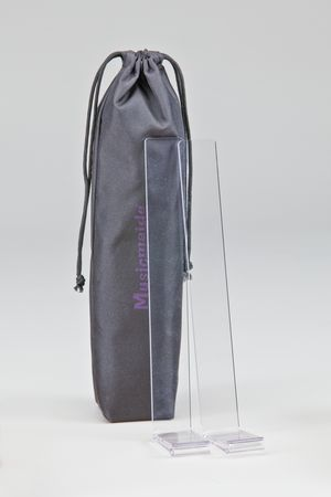 Music Stand Wind Clip with Carrying Bag